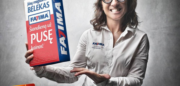 Fatima, tokia maksimali. nuotr. rasta pas Vytenį P. faceboke